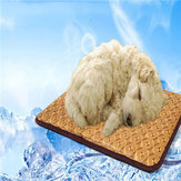 Dogs Cool Mat Cooling Pad Cats Puppy Pets Seat Bed Lying Sleeping