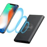 Bakeey Qi Wireless Charging DIY Power Bank Case 10000mAh For iPhone X 8 S9+ S8