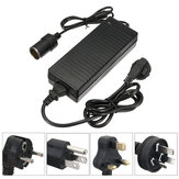 DC 100V~250V to AC 12V 10A 120W (up to 150W) Power Supply Adapter Household Ciga rette Socket