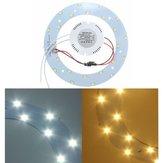 12W 5730 SMD LED-Verkleidungs-Kreis-ringförmige Deckenleuchte-Befestigungen Brett