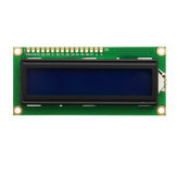 1Pc 1602 Caráter LCD Display Módulo Azul Backlight Para Arduino