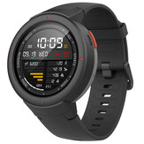 Version originale d'Amazfit Verge International AMOLED IP68 Bluetooth appelant GPS + Montre GLONASS intelligente de xiaomi Système écologique
