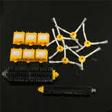 14pcs Vacuum Cleaner Accessories Kit Filters and Brushes for 700 Series Vacuum Cleaner