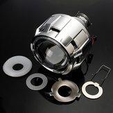 2.5 дюймов мотор би-ксенон спрятал проектор объектив угол венчика глаза фар