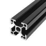 MachifitPreto100-1200mm2020T-slotExtrusões De Alumínio Perfis De Alumínio Quadro para CNC Laser Máquina de Gravura