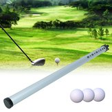Portable Outdoor Alumínio Golf Ball Picker Sports Practice Shagger Pick-Ups Tube