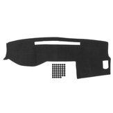 Dashmat Black For Toyota Tacoma 05-15  Dashboard Dash Mat Pad Cover All-Weather