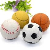 Yani TN-BG9 Elastyczny nietoksyczny bezpieczny materiał Dog Pet Toys Bez dmuchania Odporny na zgryz Szkolenie piłki