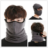 Winter Outdoor Cycling Bicycle Ski Beanie Hat Face Mask