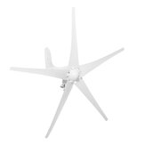DC 12 / 24V 1250W Peak Wind Generator Turbine Power Generator 3/5 Blades with Charge Controller
