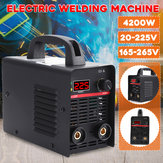 4200W Welder DC Inverter ARC MMA 225Amp LCD Display Welding Machine Stick Tool