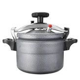 Slkima 3L Portable Aluminum الضغط Rice Cooker Stovetop Cooking Pot Outdoor Camping