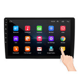 iMars 10.1Inch 2Din for Android 8.1 Car MP5 Player 1 + 16G IPS 2.5D Touch Screen Stereo Radio GPS WIFI FM