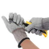 Safety Cut Proof Stab Resistant Stainless Steel Metal Mesh Work Butcher Gloves