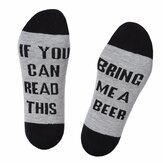 IF YOU CAN READ THIS Socks Funny White In Tube Sock