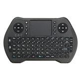 Souris Airmouse Touchpad Mini clavier arabe rechargeable sans fil MT-10 2.4G