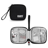 BUBM Mini custodia portatile Anti-graffio Auricolare Accessory Collection Gestione archiviazione Borsa