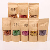 50Pcs/Bag Backflow Incense Burner Cones Jasmine Tea Lemon Rose Sandalwood Agilawood Fragrant