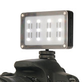 Ulanzi CardLite 5500K 820 Lumen LED Luce video portatile con pattino freddo