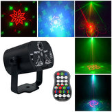 Mini 60 Patterns Colorful LED Stage Laser Lighting Effect USB Light Projector for Wedding Birthday DJ Disco Party