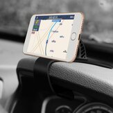 Universal Adjustable Dashboard Car Phone Holder Magnetic Mount Holder Clip Stand for Samsung Xiaomi
