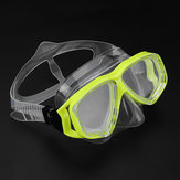 Adjustable Glasses Silicone Swimming Diving Glasses