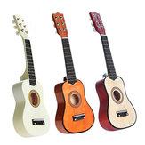 21インチ6ストリングバスウッドアコースティックClassicギターキッズ子供用ギフトミニ楽器