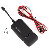 Global Vniversal GT02A GSM GPRS Carro Rastreador GPS Real Dispositivo de Rastreamento de Tempo Anti Roubo
