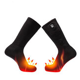 SAVIOR 7.4V 2200mAh Electric Heated Socks Feet Warmer