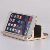 Aluminum Alloy Phone Holder Laptop Stand Holder Book Holder For Smart Phone Laptop Notebook