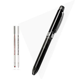 XIAOMI DTB6676 4-in-1 Automatic Pencil Ballpoint Pen with Eraser 0.5mm Refill Multifunctional Rotating Pen Office School Supplies Students Stationery