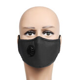 PM2.5 Dustproof Mouth Face Mask Anti Haze Mask Breath valve Anti-dust Mouth Mask Respirator