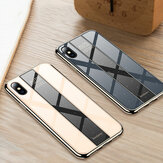 Bakeey Scratch Resistant Tempered Glass Protective Case For iPhone XS Max