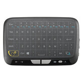 H18 2.4GHz Wireless Toccarepad Mini Tastiera Aria Mouse per TV Box MINI PC