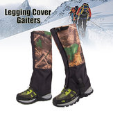 1 paar Camouflage Waterproof Outdoor Climbing Wandelen Snow Gaiters Leg Cover Boot Legging Wrap