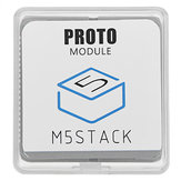 M5Stack Proto Module Proto Board With Extension & Bus Socket For Arduino ESP32 Development Kit