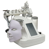 8 in 1 RF Skin Rejuvenation Cleansing Acne Treatment Machine