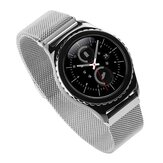20mm Stainless Steel Watch Band For Samsung Galaxy Gear S2 Classic