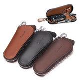 MężczyźniGenuineLeatherVintageOutdoorCasual Key Bag