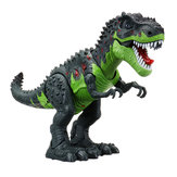Emulational Spinosaurus Dinosaur Toys Play Set Light Up Sound Cammina il mondo dei dinosauri