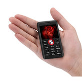 Melrose M18 1.8'' 480mAh bluetooth Dial Vibration Recorder Ultra Thin Long Standby Mini Card Phone