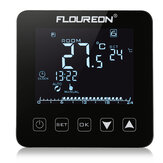 Floureon HY08WE-2 Elektrische verwarmingsthermostaat LCD-scherm Digitale thermometer