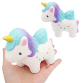 Unicorn Squishy 12 * 9CM Scented Squeeze Slow Rising Collection Speelgoed Soft Geschenk
