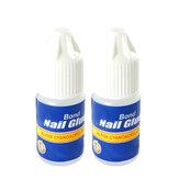 Faux ongle gel de pegamento caliente punta de la uña manucure Pro colle 3g