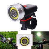 XANESXL16COBLED500LMサイクリングヘッドライト4モードIPX5防水USB充電バイクフロントライト