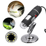 1600X 8 LED Zoom USB 3 In1 Digital Microscope Handheld Biological USB Microscope Magnification