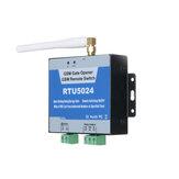 GSM بوابة التبديل التتابع هاتف اللاسلكية التحكم عن بعد مراقبة باب الوصول 850/900/1800 / 1900MHz