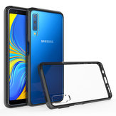Bakeey Clear Acrylic Shockproof Protective Case For Samsung Galaxy A7 2018