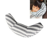 Strip Style Child Neck Headrest Car Seat Belt Shoulder Pads Car Sleep Pillow Head Support Cushion