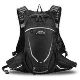 BIKIGHT 18L Bicycle Backpack Nylon Waterproof Camping Hiking Storage Bag Ultralight Multifunctional Shoulder Bag